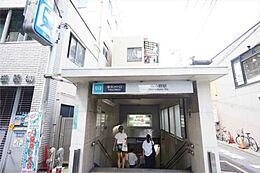 最寄駅新中野駅まで徒歩1分の好立地です