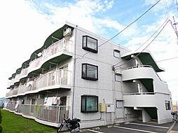 東京都東村山市恩多町5丁目の賃貸マンションの外観