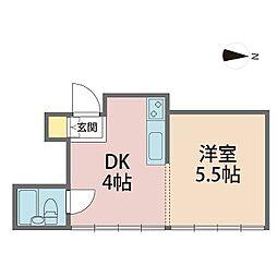 福井城址大名町駅 4.0万円