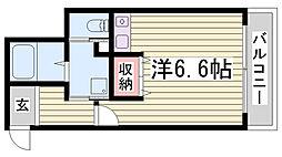 鷹取駅 4.3万円