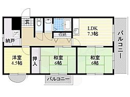 河堀口駅 7.0万円