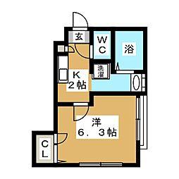 市川駅 6.0万円
