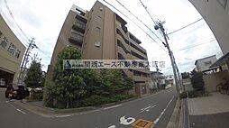 大阪府東大阪市菱江3丁目の賃貸マンションの外観