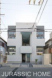 大阪府堺市堺区緑町1丁の賃貸アパートの外観