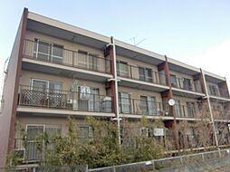松沢マンション[2階]の外観
