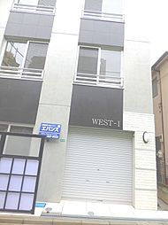 WEST−I[2階]の外観