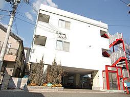 大阪府八尾市南植松町4丁目の賃貸マンションの外観