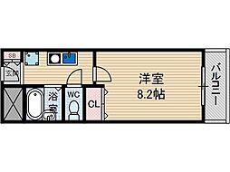 ボナール青葉丘[2階]の間取り