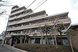 千葉県船橋市三山7丁目の賃貸マンションの外観