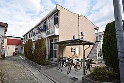 大阪府八尾市相生町2丁目の賃貸アパートの外観