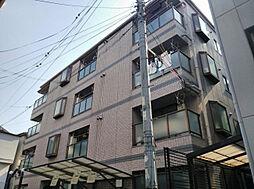 チェリーコートI・II[3階]の外観