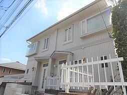 [テラスハウス] 神奈川県川崎市麻生区細山5丁目 の賃貸【/】の外観