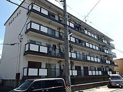 杉山コーポC[4階]の外観