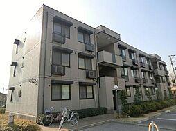 八千代台南ガーデンパレスC棟[303号室]の外観