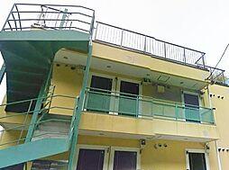 神奈川県鎌倉市佐助1丁目の賃貸マンションの外観
