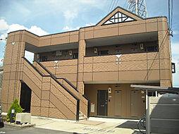 三重県鈴鹿市住吉5丁目の賃貸アパートの外観