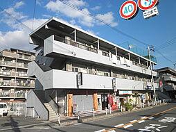 コーポ千萩A棟[2階]の外観
