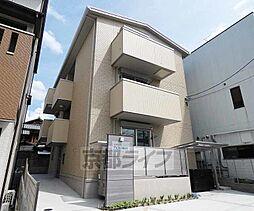 京阪本線 墨染駅 徒歩4分の賃貸アパート