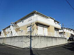 大阪府河内長野市中片添町の賃貸アパートの外観