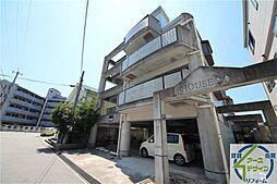 兵庫県明石市小久保3丁目の賃貸マンションの外観