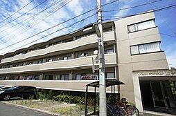 東京都世田谷区鎌田3丁目の賃貸マンションの外観