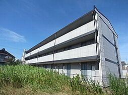 フルール南青山[3階]の外観
