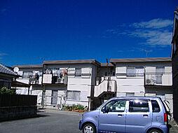 コーポマツムラA・B棟[2階]の外観