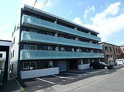 北海道札幌市東区北三十九条東3丁目の賃貸マンションの外観