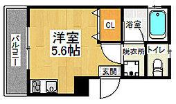京阪本線 伏見稲荷駅 徒歩1分の賃貸アパート