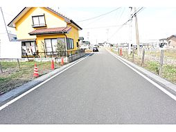 6mの前面道路