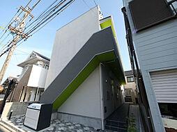 愛知県名古屋市中川区小本本町2丁目の賃貸アパートの外観