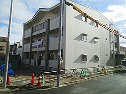 大阪府堺市堺区中田出井町3丁の賃貸マンションの外観