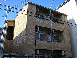 大阪府大阪市淀川区新北野2丁目の賃貸マンションの外観