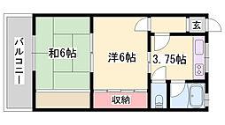 曽根駅 3.9万円