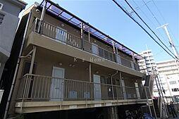 兵庫県神戸市長田区五番町8丁目の賃貸アパートの外観