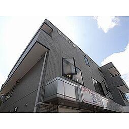 奈良県生駒市小明町の賃貸マンションの外観