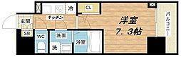 プランドール新大阪PARKレジデンス[8階]の間取り