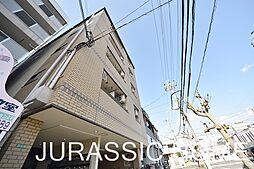 大阪府堺市堺区材木町東2丁の賃貸マンションの外観