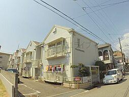 キャピタルハウス[2階]の外観