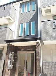 大阪府堺市堺区香ヶ丘町1丁の賃貸アパートの外観