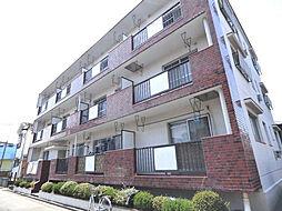 サンハイツ福田[3階]の外観