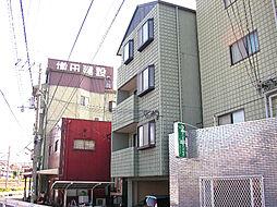 西田マンション[401号室]の外観
