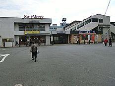 駅 東武鉄道「上板橋」駅・1360