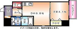 KatayamaBLDG23[201号室]の間取り
