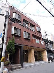 サンハイツ東梅田[201号室]の外観