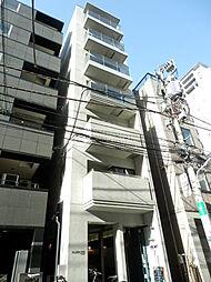 ピア麻布十番[2階]の外観