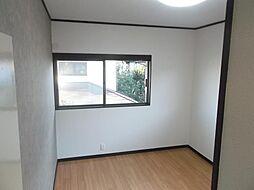 2階北西側洋室...