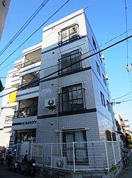 住地マンション[2階]の外観