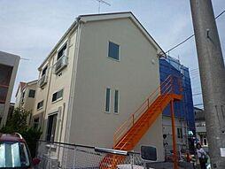 神奈川県相模原市南区上鶴間6丁目の賃貸アパートの外観