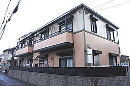 ハイツアメニティII[1階]の外観